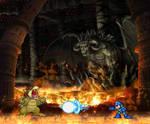 Mega Man Vs Bowser