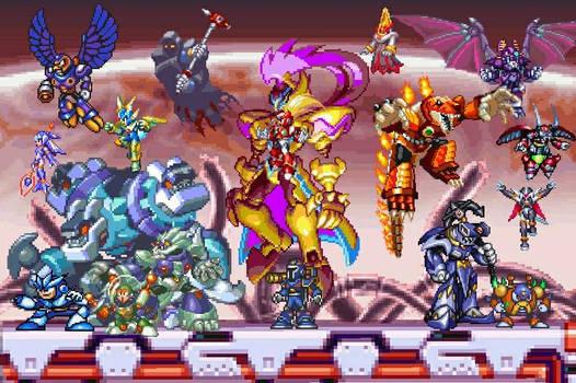 Mega Man X Mavericks 3: Zero's Revenge