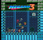 Mega Man Adventure 3 Role Play: Wily Stage 1