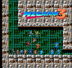 Mega Man Adventure 3 Role Play: Wily Stage 3