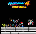 Mega Man Adventure 4 (RP): Final battle with Wily