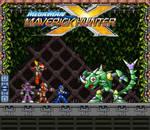 Maverick Hunter Mission (rp): Sting Chameleon