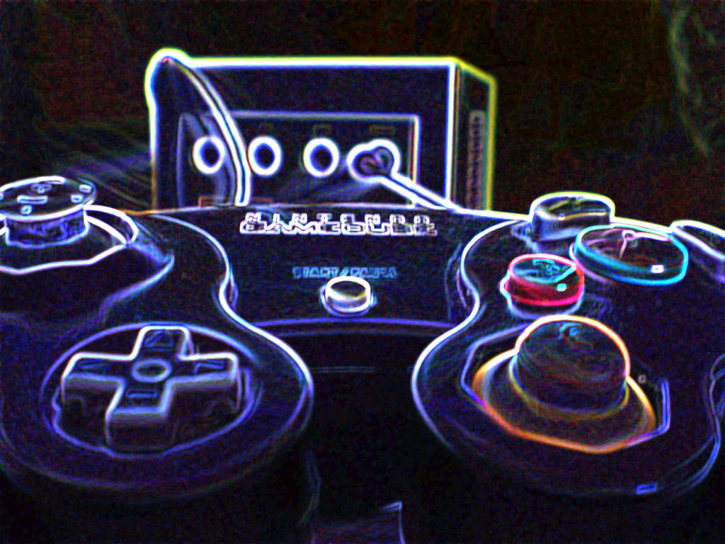Gamecube by AnDrIa1 on DeviantArt