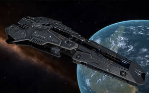 Star wars Terran Cruiser by ScifiDan96