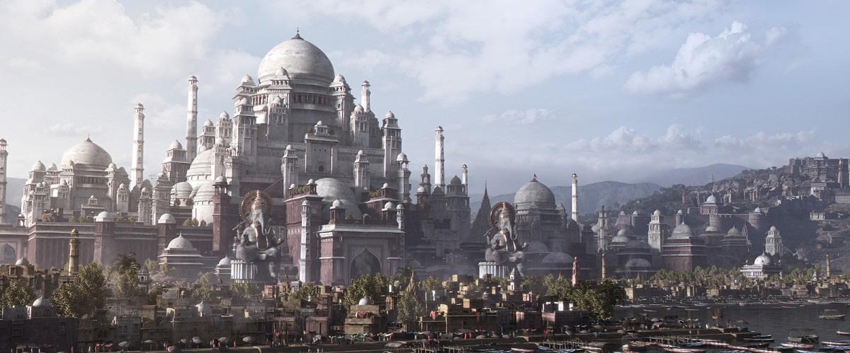 Gate - J.K.C.K.T.:  I.K.T. Captail: Toumaren City by ScifiDan96
