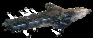 Star wars T.F.R. 2nd Gen Super-Carrier