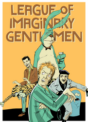 league of imaginary gentlemen
