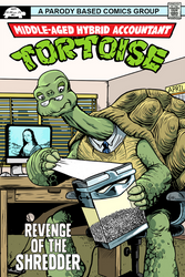 middle aged hybrid accountant tortoise by thehorribleman