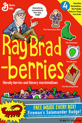 Ray Bradberries by thehorribleman