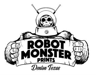 Robotmonster Logo 1 by thehorribleman