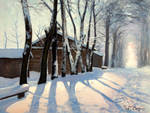 Winter in the Country 4