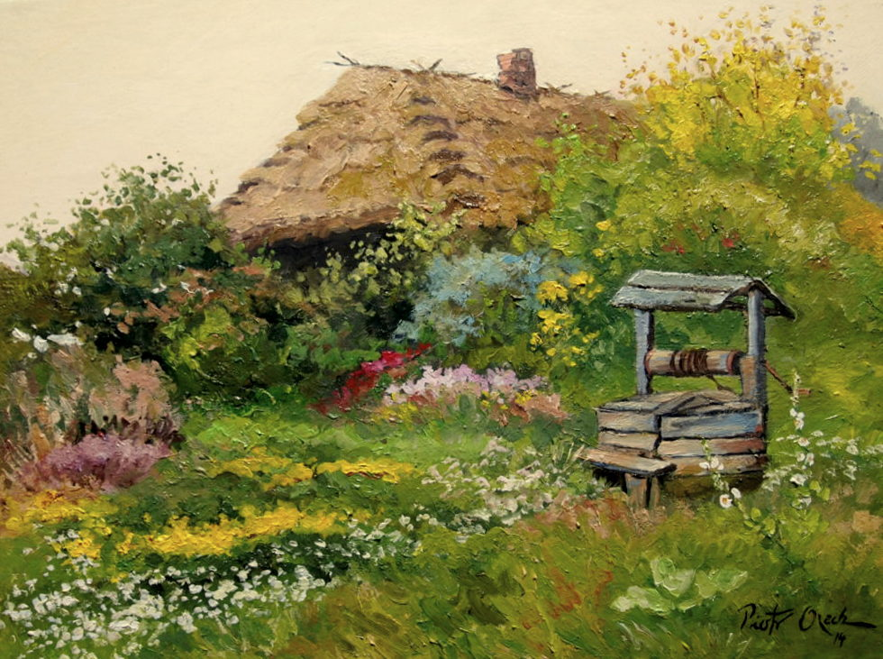 secret garden by Dreamnr9