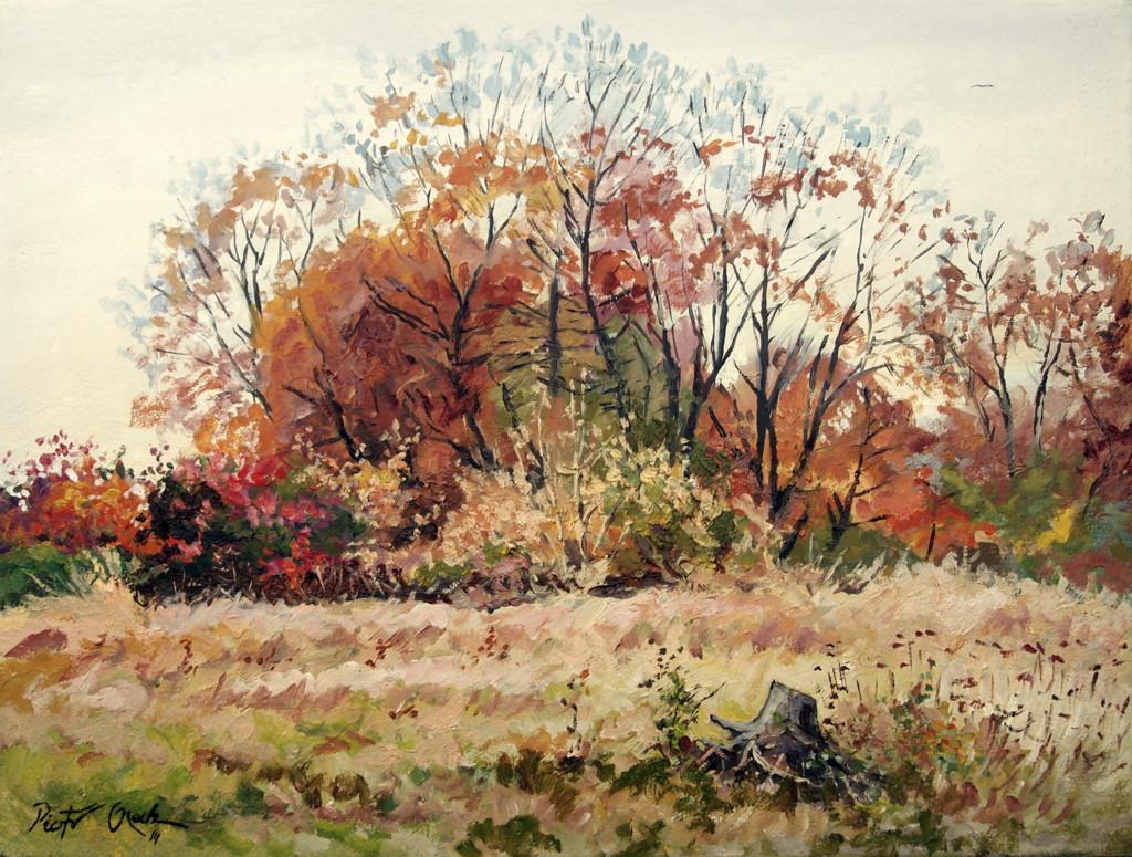 November's melancholy by Dreamnr9