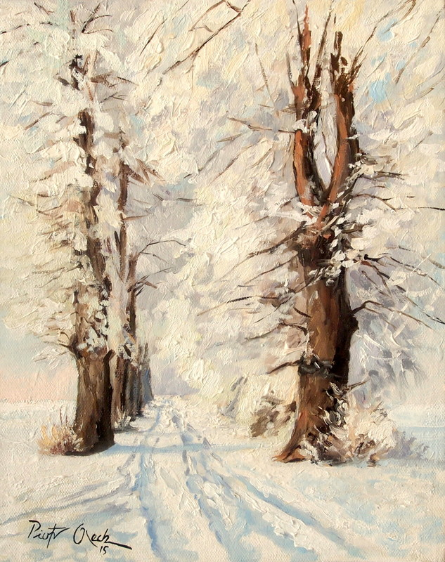 Winter by Dreamnr9