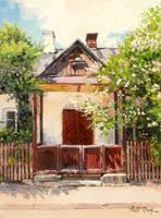 Old House in Kazimierz Dolny (Poland) by Dreamnr9