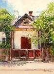 Old House in Kazimierz Dolny (Poland)