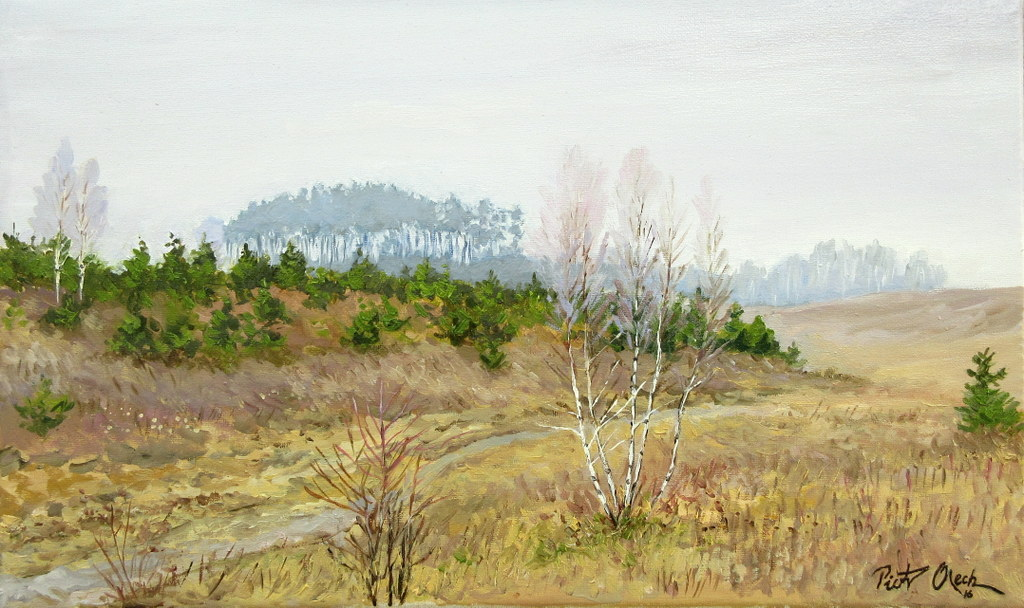 Early spring Lanscape by Dreamnr9