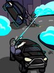 Black Panther by Shadowhax457