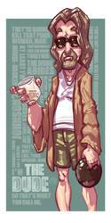 The Dude Abides by iamwheatking