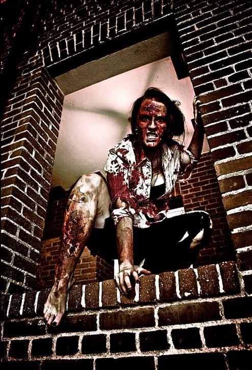 Zombie 3 by Freelana