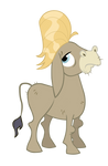 Cranky Doodle Donkey