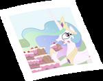 Princess Celestia Cake Scandal!