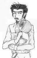 Happy Father's Day - CV by Otomeza29