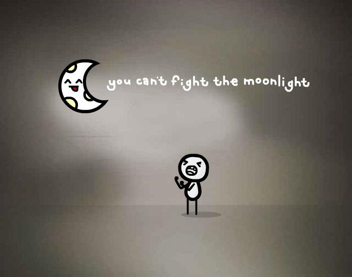 moonlight by sooperdave