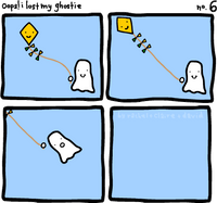 oops i lost my ghostie 6 by sooperdave