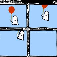oops i lost my ghostie 8 by sooperdave