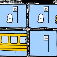 oops i lost my ghostie 9 by sooperdave