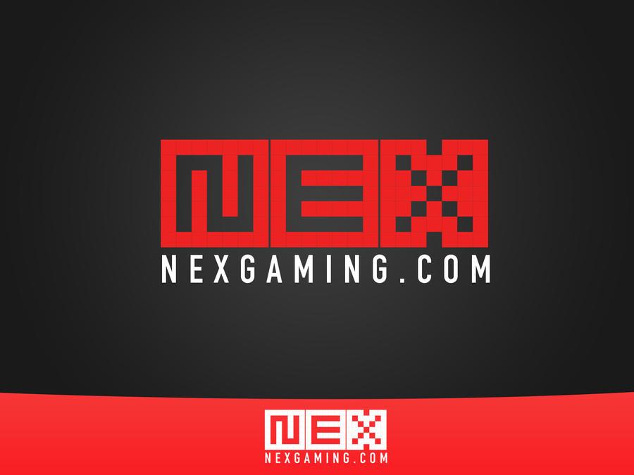 nex gaming logo presentation + templateshindatravis on deviantart, Presentation templates