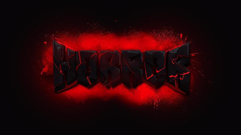 Horror Gaming Team Logo By Shindatravis On Deviantart