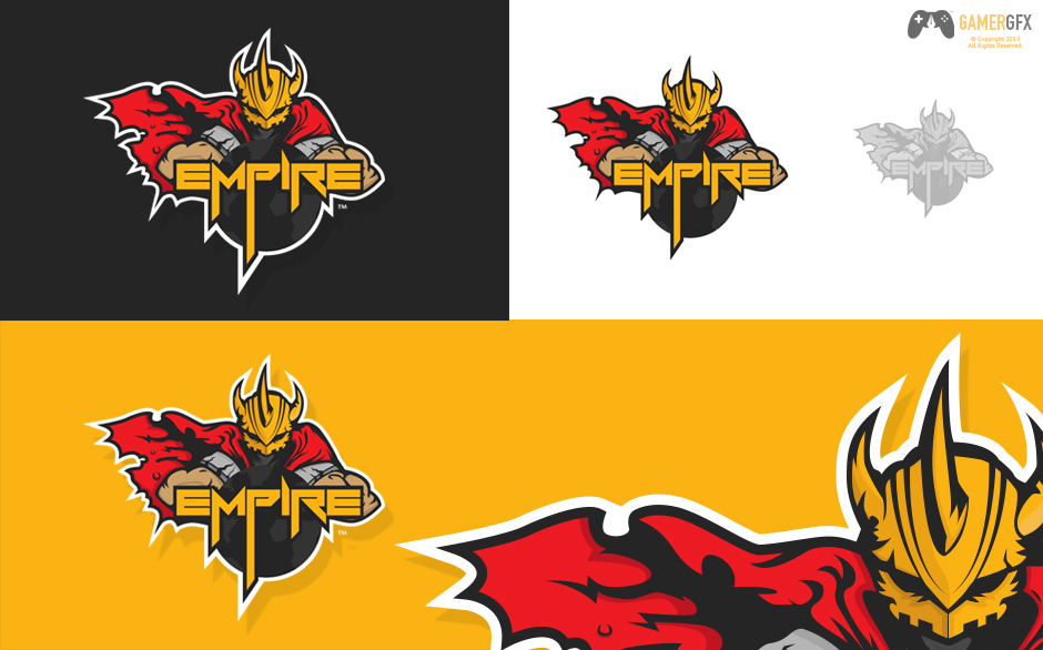 Empire Gaming Team Logo By Shindatravis On Deviantart