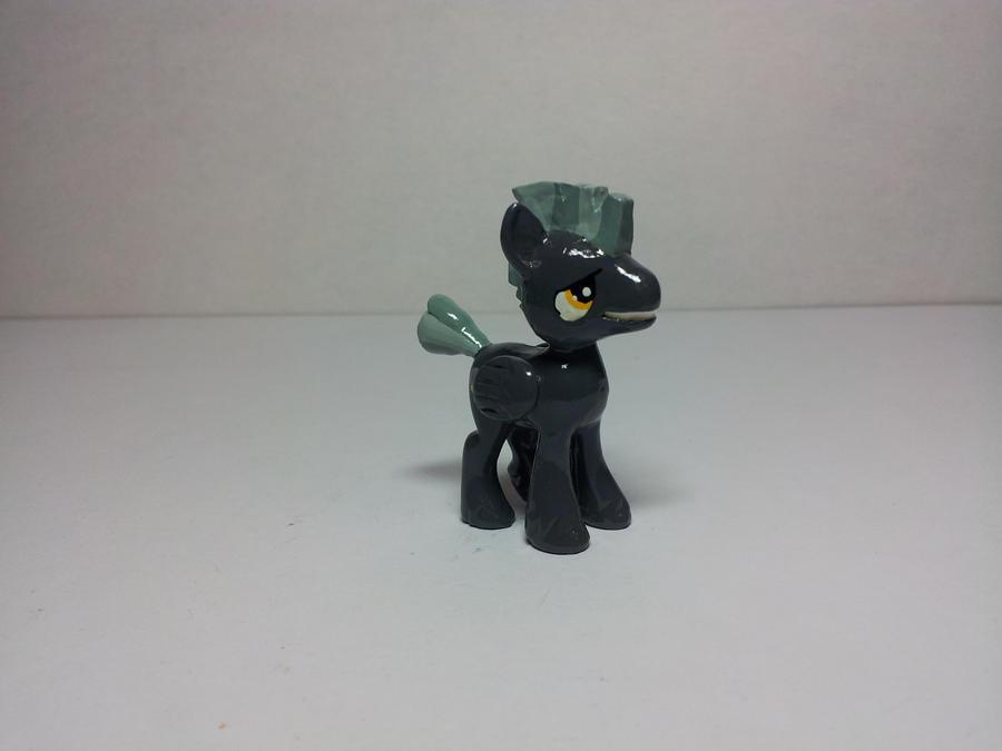 My Little Pony Custom Blindbag: Thunderlane by CJEgglishaw