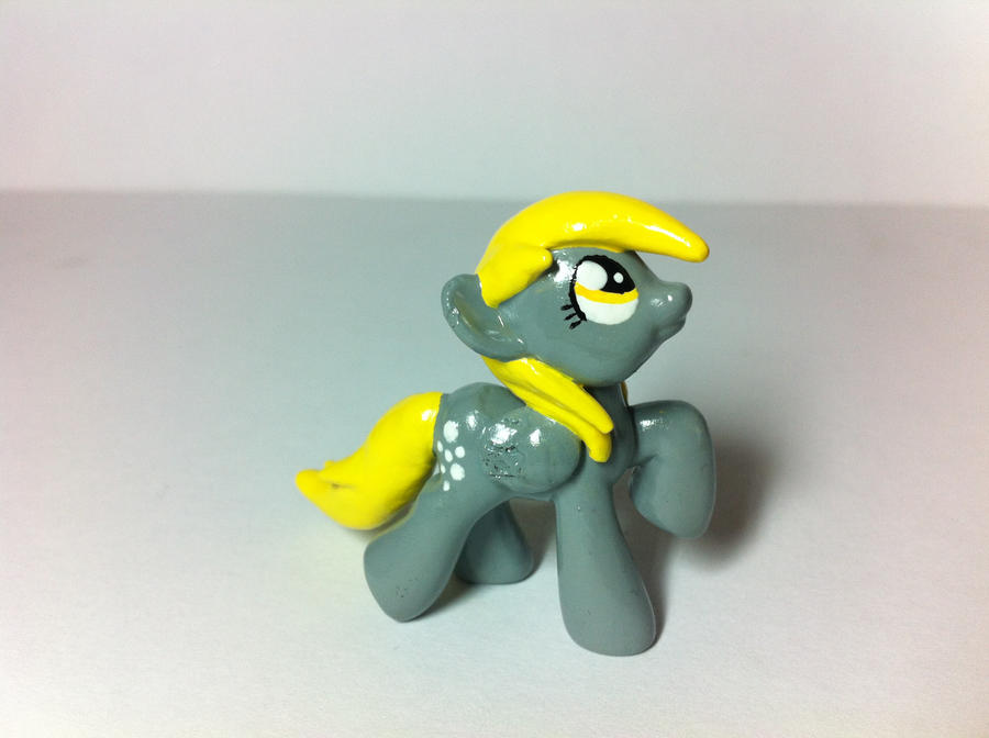 My Little Pony Custom BB: Derpy Hooves the Fourth by CJEgglishaw