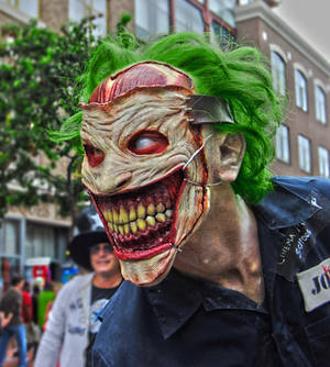 New 52 Joker Cosplay