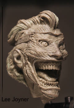 New 52 Joker 1/6th scale head sculpt