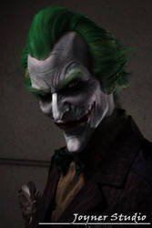 Arkham Asylum Joker Makeup