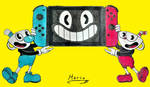 Cuphead for Nintendo Switch. by Mario-19