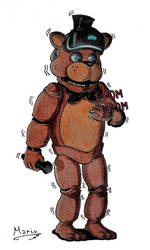 Five Nights at Freddy's VR: Help Wanted. by Mario-19