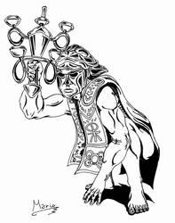 Blasphemous: Warden of the Silent Sorrow.
