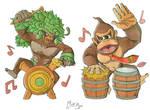 Nintendo rhythm. by Mario-19