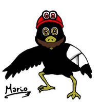 Catastrophe Crow Odyssey. by Mario-19