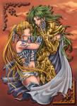 Saint Seiya : Gentle Touch