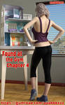Found at the Gym - Chapter 4 Cover