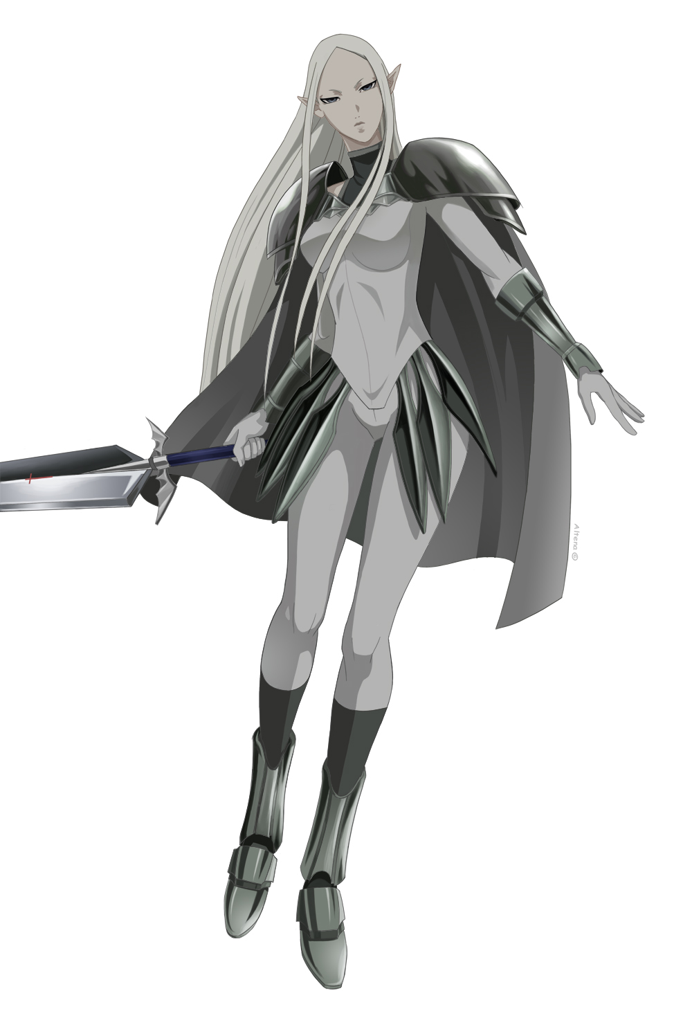 Claymore Irene by Precia-T