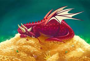 dragon by Precia-T