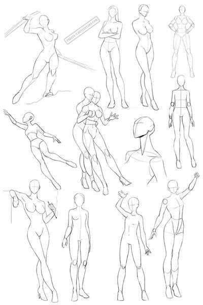 Female anatomy 2 by Precia-T