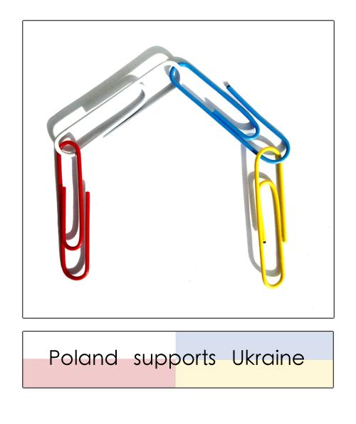 Support for Ukraine by Precia-T